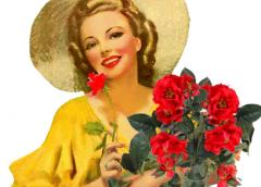 «Букетное» настроение и выставка цветов «Репетиция весны».