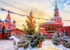 Московский Фестиваль «Путешествие в Рождество» — самое яркое и красочное событие года!